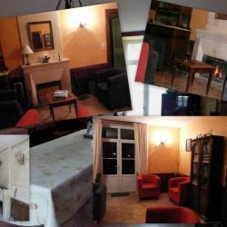 le salon, avant/après