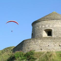 La Tour Vauban à Port-en-Bessin